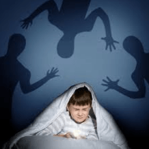 Night Terrors  (sleep terrors) ?